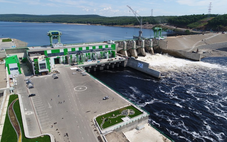 RusHydro HPP in Amur to go solar with Hevel