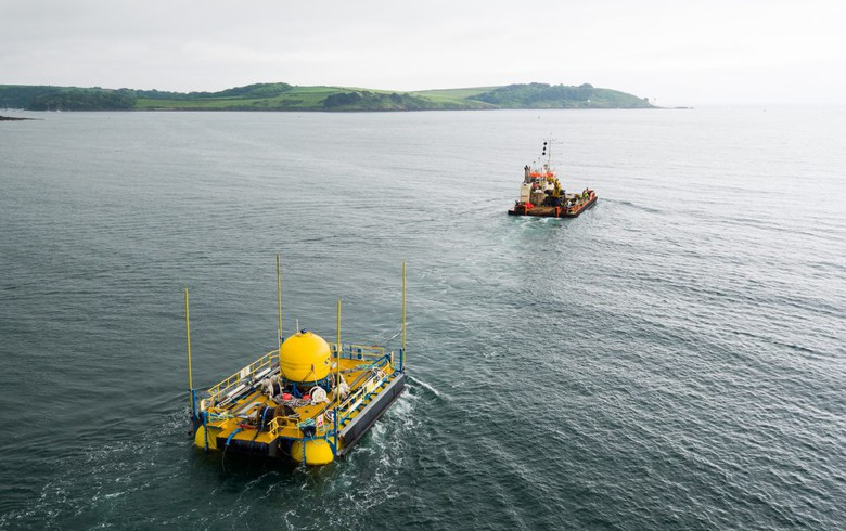 MPS finalises sea testing of WaveSub wave power device