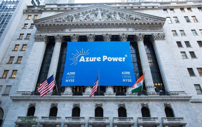 Higher costs weigh on Indian Azure Power's FY Q3 results