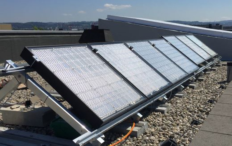 Solar panels of Swiss Insolight achieve efficiency of 29%