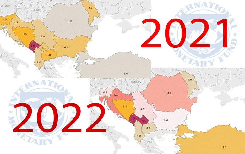 2021年和2022年的预测比2020年10月《世界经济展望》的预测更强。上调数据反映出一些大型经济体增加了财政支持,预计2021年下半年将出现由疫苗推动的复苏,经济活动将继续适应流动性减弱的情况