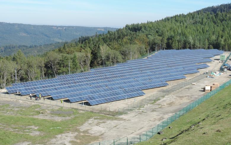 Polish solar capacity reaches 1.3 GW