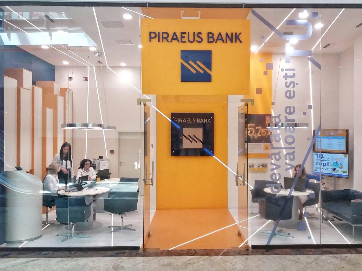 J.C. Flowers, EBRD complete acquisition of Greece's Piraeus Bank Romanian unit