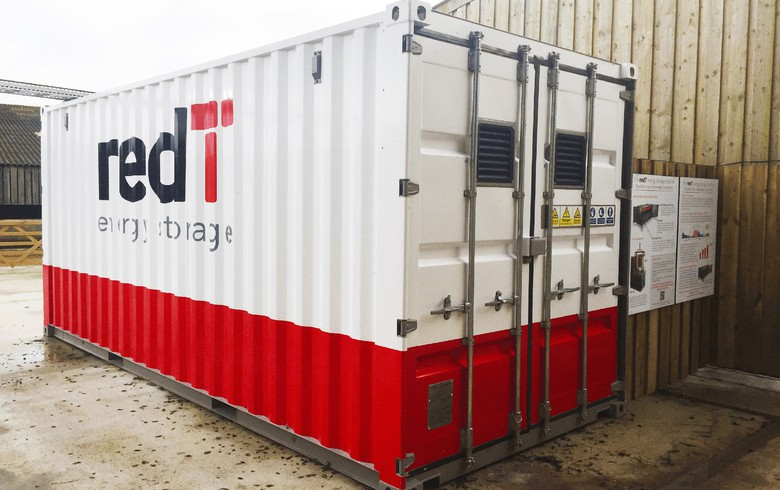 Storage firm redT launches cash call