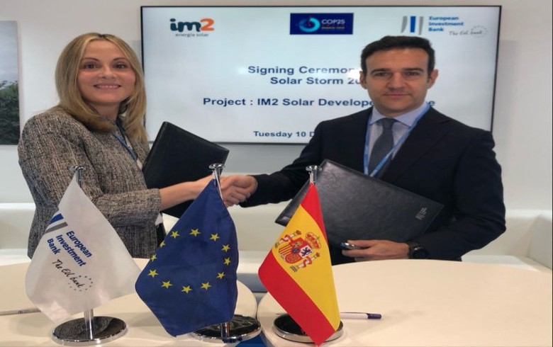 EIB to become equity partner in 218-MW PV project in Spain