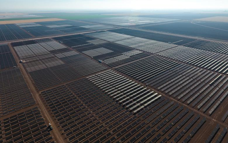 Solar Frontier Americas buys 50.5-MW project in California