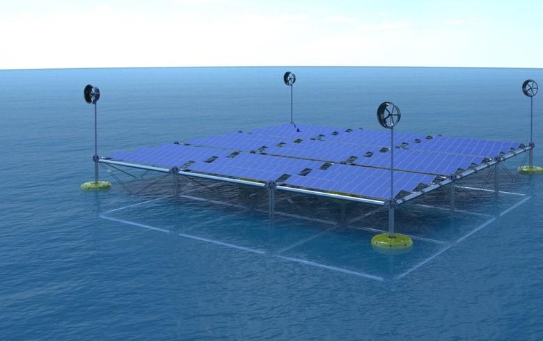 SINN Power seeks PV tech for hybrid platform in Greek waters