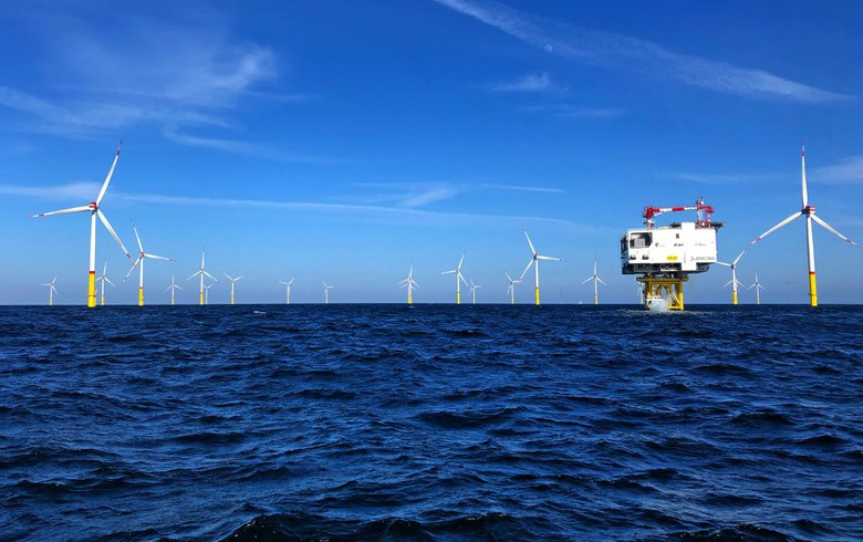 E.on, Equinor open 385-MW German offshore wind farm