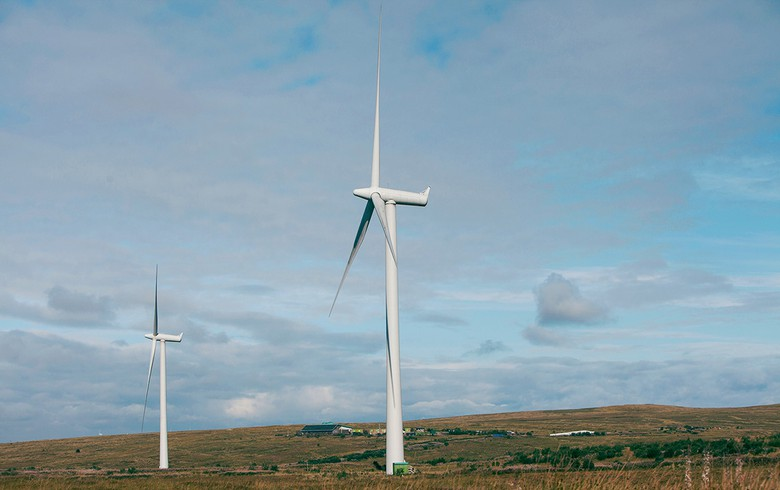 ScottishPower wins consent for battery storage at 539-MW wind farm
