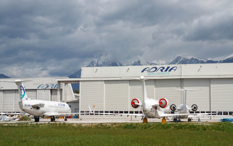 Adria Airways in strategic partnership talks with US company - report