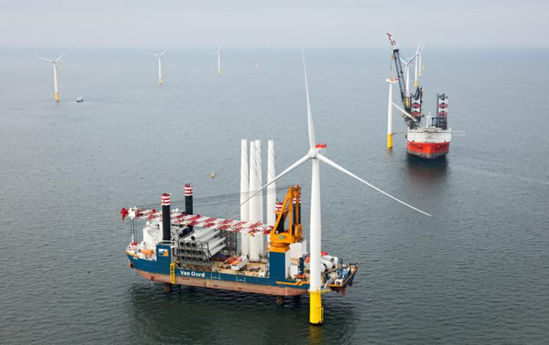 Northland wraps up construction at 252-MW Deutsche Bucht offshore wind farm