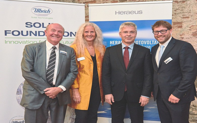 Heraeus, Ulbrich to partner on PV module assembly projects