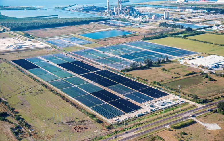 Florida okays cost recovery for 149 MW of Tampa Electric solar
