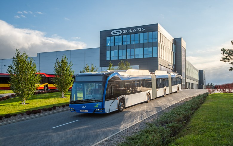 Spain's CAF to supply 11 hybrid buses to Romania