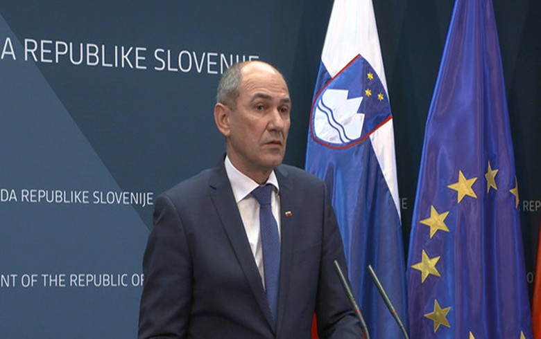 Slovenian govt adopts 3 bln euro anti-coronavirus financial package