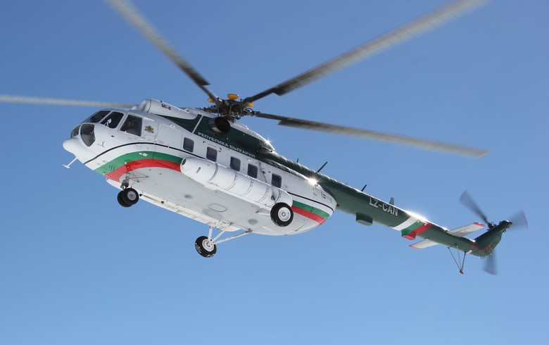 Bulgaria signs 1.1 mln euro deal for supply of spare parts for govt helicopters