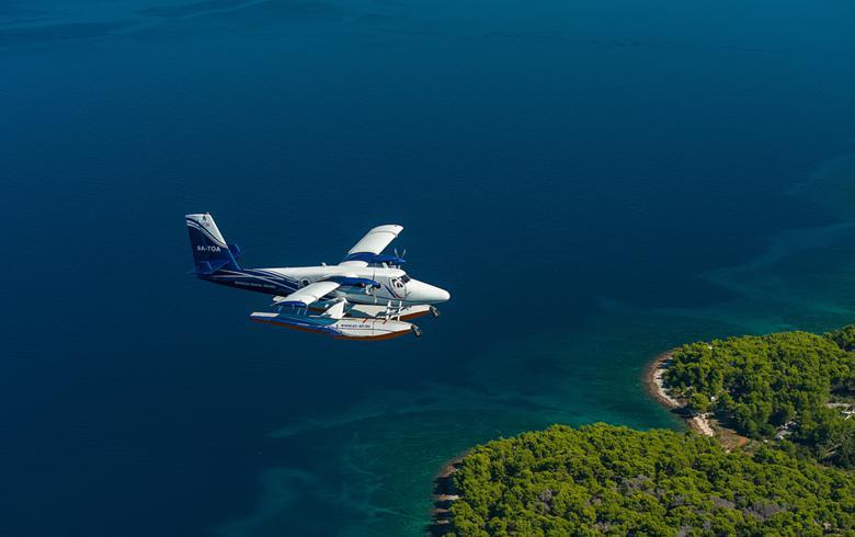 Croatia's ACI acquires pontoons of collapsed seaplane operator ECA - report