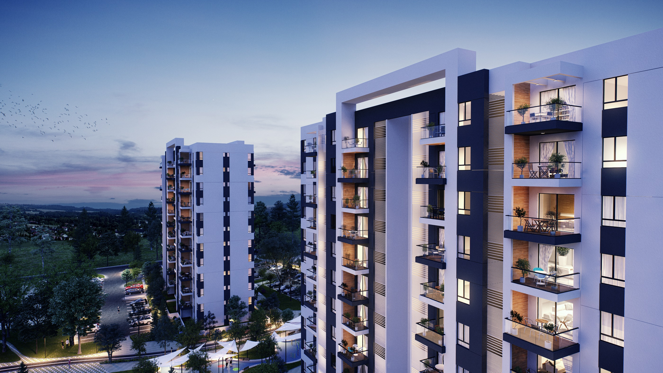 AFI Europe obtains building permit for its first residential project in Romania