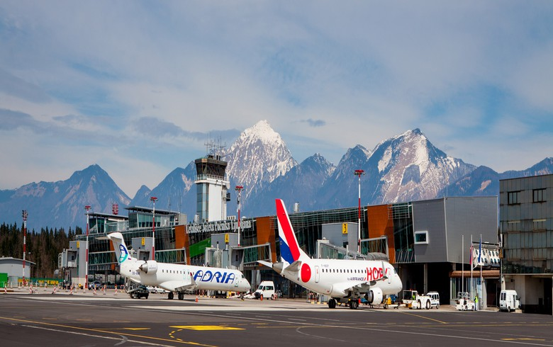 Fraport Slovenia starts 21 mln euro expansion of Ljubljana Airport terminal - report