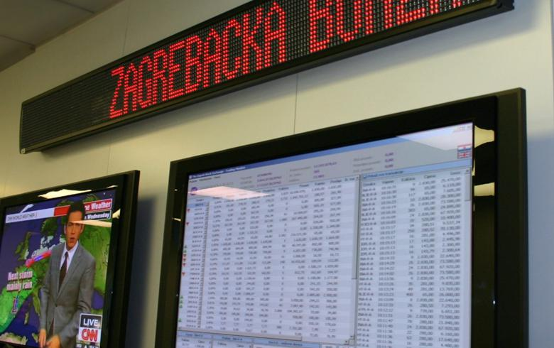 Djuro Djakovic leads blue-chip gainers in Zagreb, indices close mixed