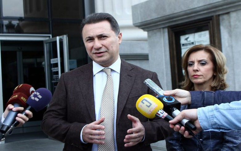 Greece's CeraMetal to build 12 mln euro plant in Bitola - Macedonia's ex-PM Gruevski