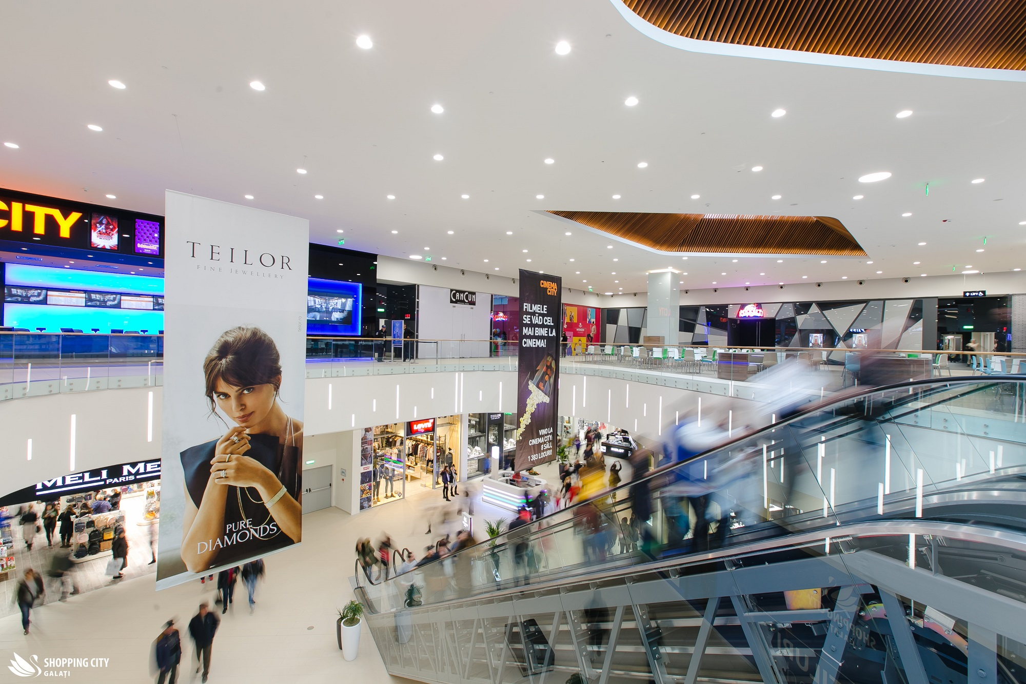 NEPI Rockcastle invests 30 mln euro in Romania's Shopping City Galati mall expansion