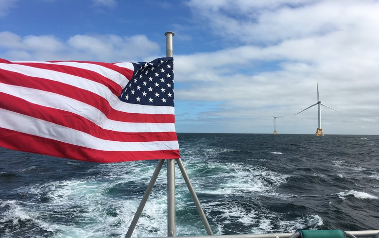 UPDATE - Bids reach USD 405m in Massachusetts offshore wind lease auction