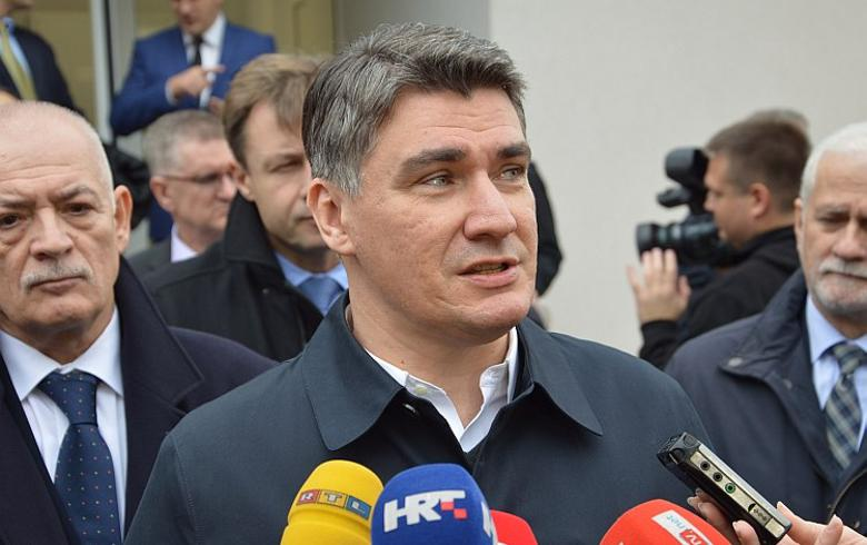 Croatia's SDP Milanovic not to run for party chief at next internal election
