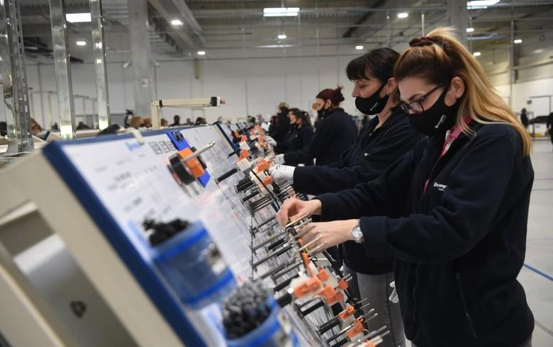 S.韩国的Kyungshin Cable在塞尔维亚开设了20毫升欧元厂
