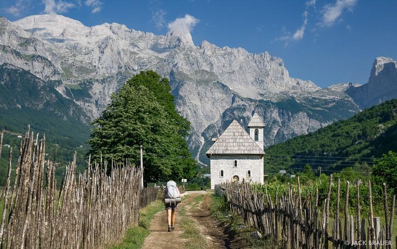 Albania invites bids for infrastructure works in Valbona national park