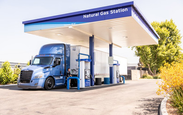 SoCalGas' fueling stations to start selling renewable natural gas