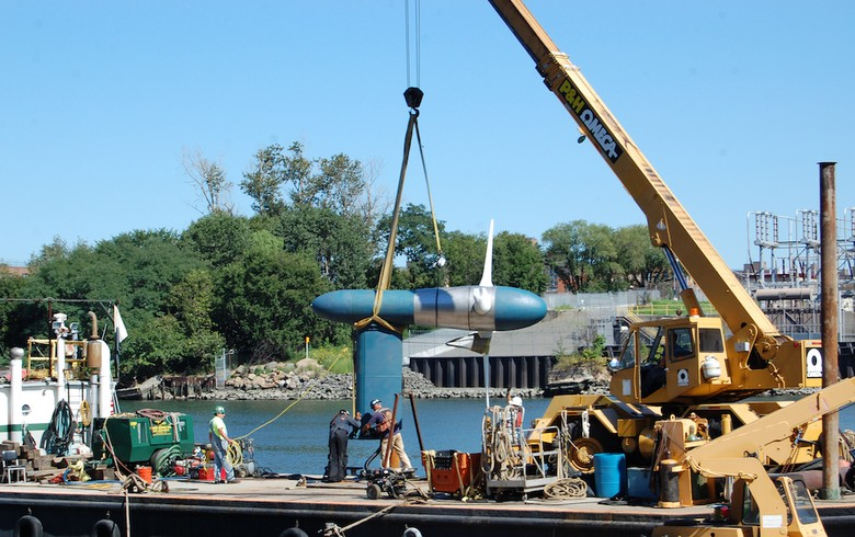 EMEC to perform off-site assessment for tidal power project in New York
