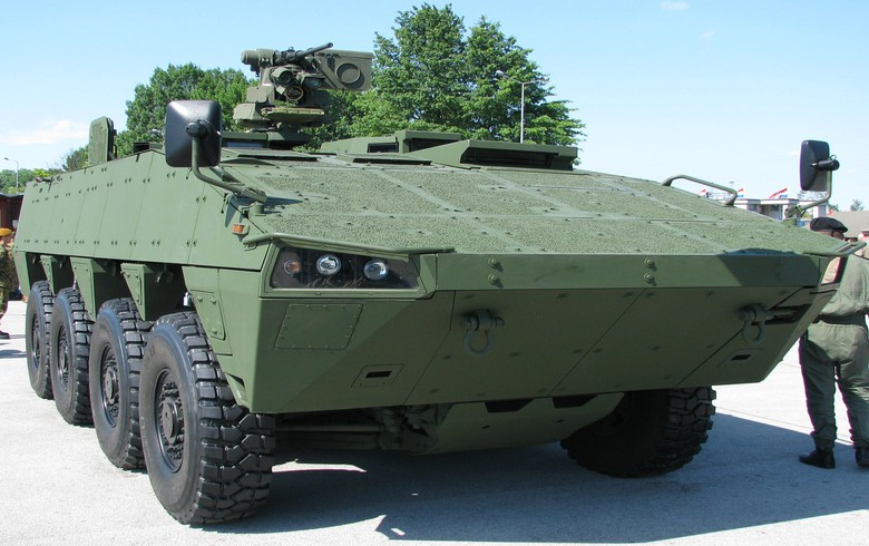 Patria offers to include Bulgarian industry in potential AMV supply deal