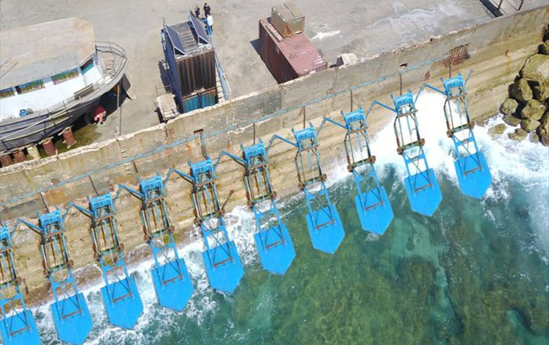 Eco Wave Power signs collaboration deals in China, Israel
