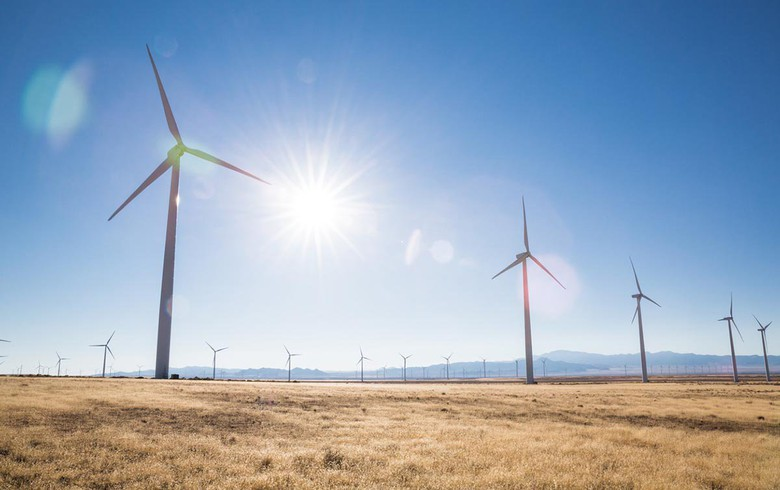 Wind generation to beat hydro in United States mix