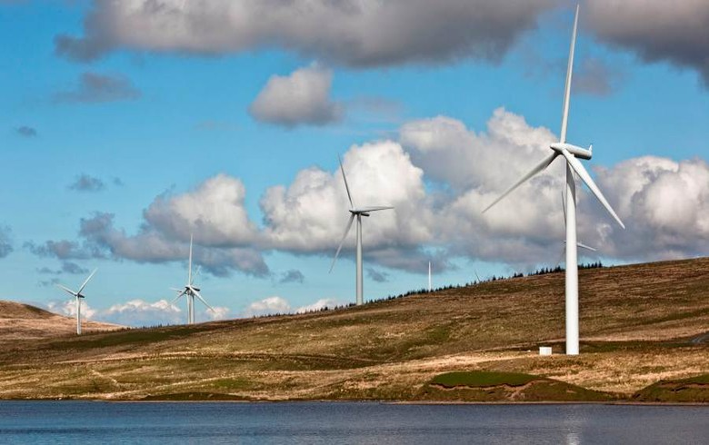 SSE seeks nod for 80-MW wind repowering project in Scotland