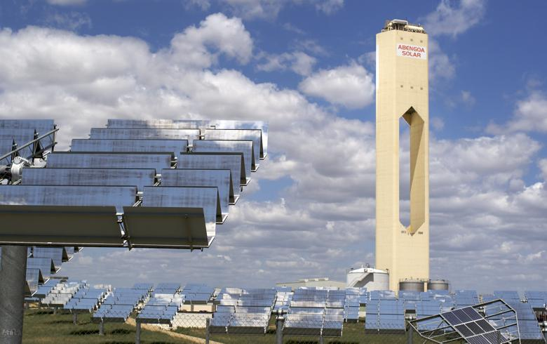 Abengoa gets contracts for two 50-MW solar thermal projects in China
