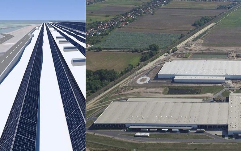 E.on to build Europe's largest rooftop PV plant for Audi