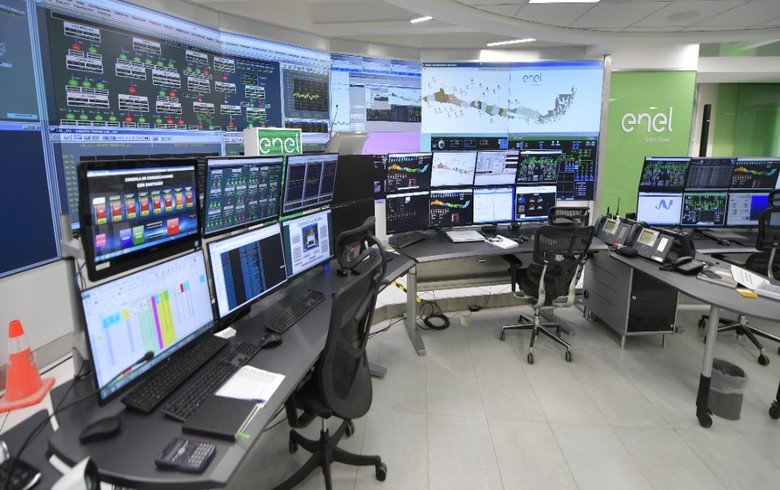 Enel inaugurates Chilean renewables control room
