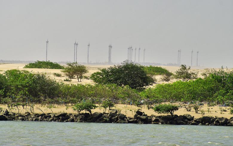 Brazil's wind generation increases 38% in Oct 1st half