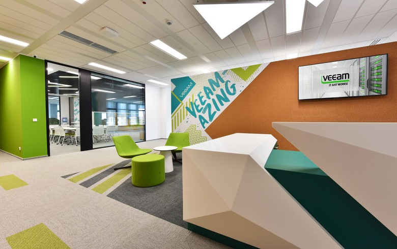 Veeam Software expands Bucharest office space by 50%, to hire 200 by end-2019