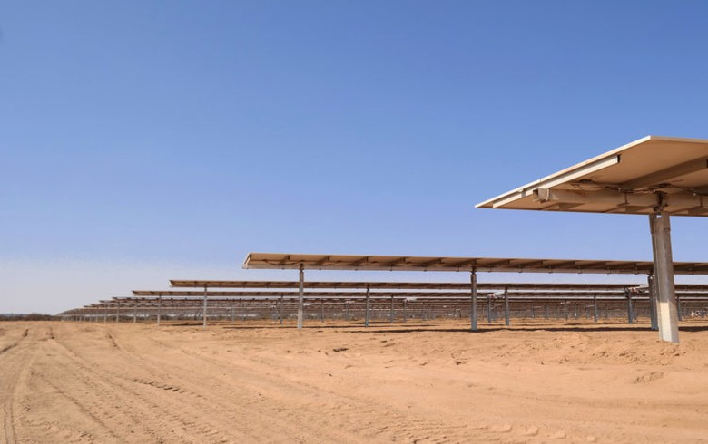 Soltec supplies trackers to 85-MW solar plant in Spain