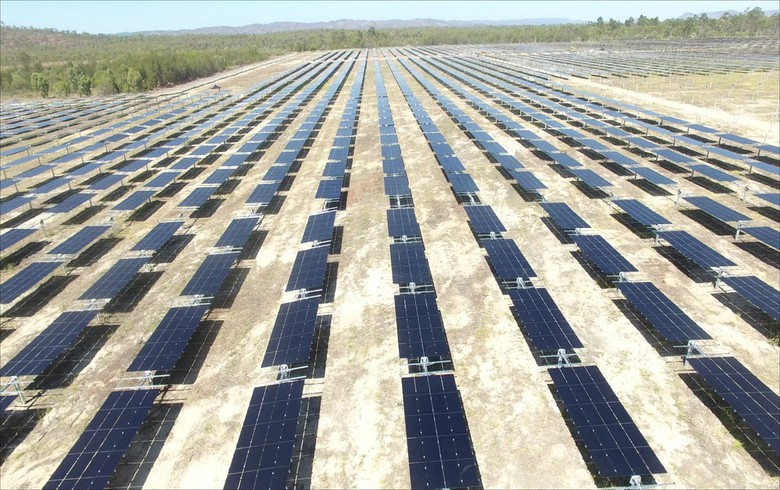 Genex's 50-MW Kidston solar park working at full capacity