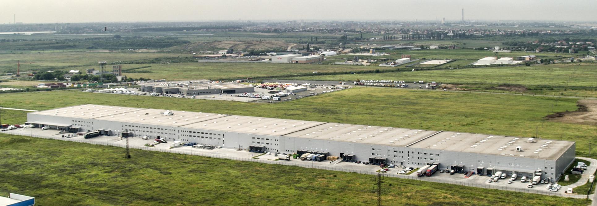 CTP buys 17.3 mln euro logistics park in Romania