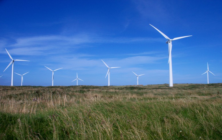 to-the-point: Irish 19-turbine wind project gets planning permission