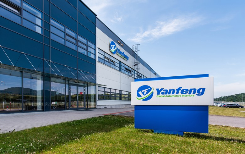 China's Yanfeng starts building car interiors factory in Serbia