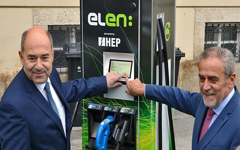 Croatia's HEP puts into operation 100th EV charging station