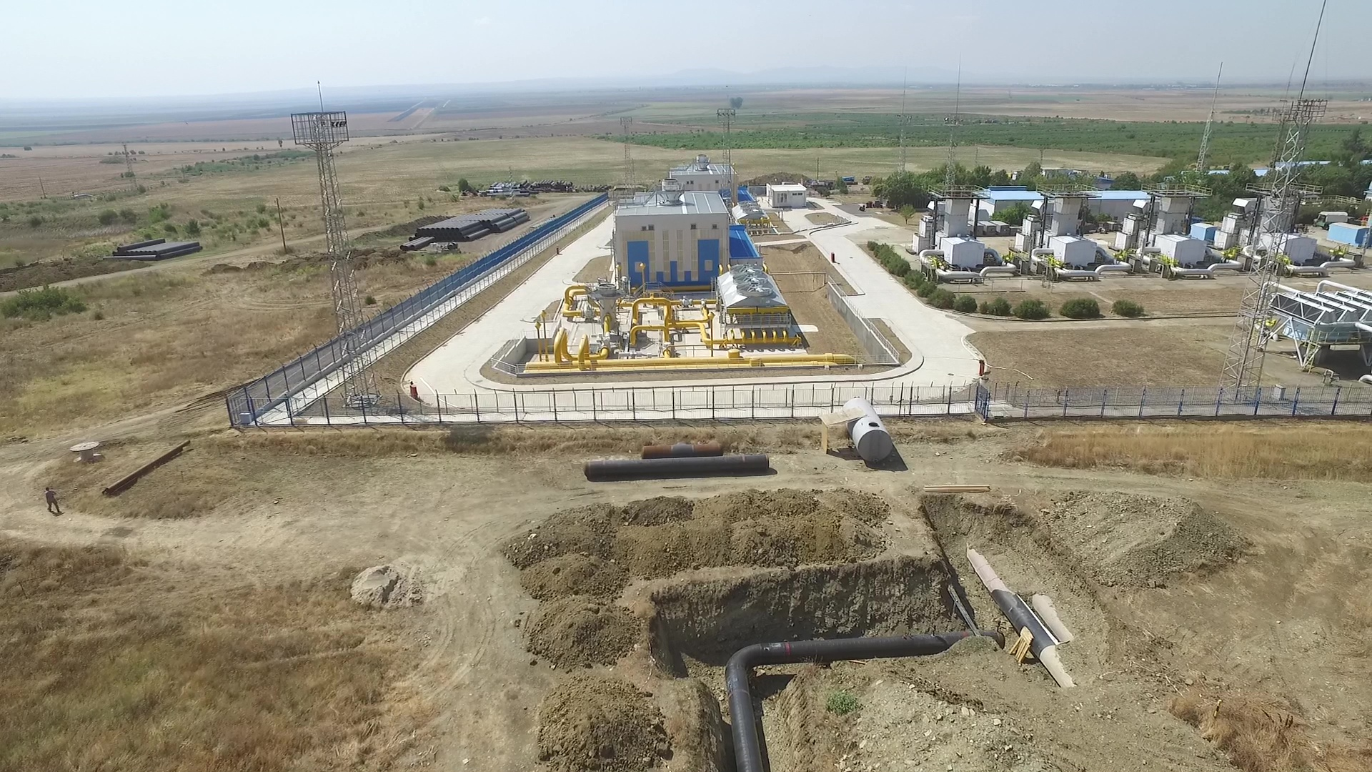 Bulgaria on track to add looping to transit gas pipeline to Turkey in 2018
