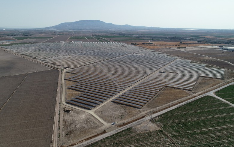 Endesa's EGPE commissions 85-MW solar park in Spain