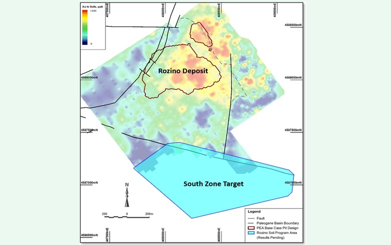 Velocity gets further positive drill results from Bulgarian gold project